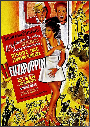 Hellzapoppin' DVD: (Lindy Hop, West Coast, Conga)