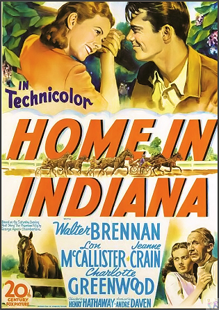 Home In Indiana Canteen DVD