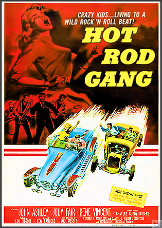 Hot Rod Gang DVD