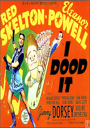I Dood It DVD