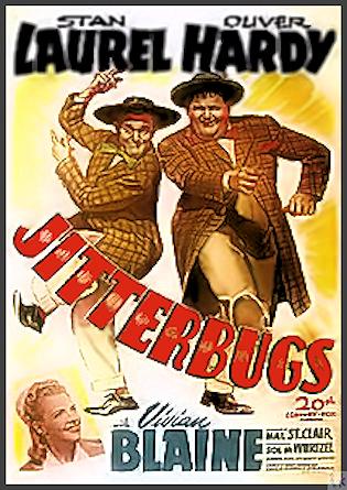 Jitterbugs DVD