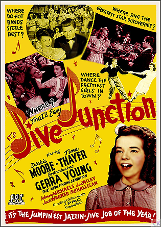 Jive Junction DVD