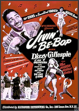 Jivin' in Bebop DVD