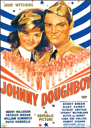 Johnny Doughboy DVD