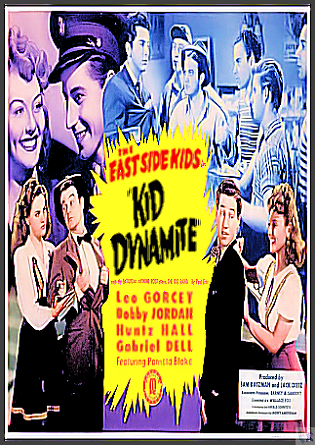 Kid Dynamite DVD