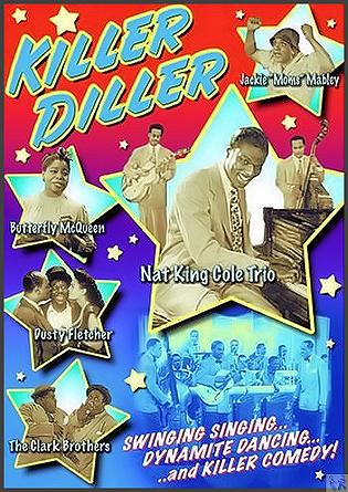 Killer Diller DVD