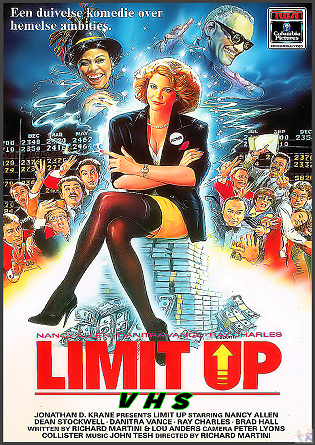 Limit Up! VHS Only