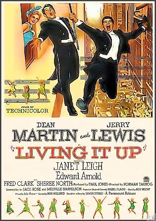 Living It Up! DVD: (Vintage West Coast Swing)