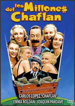 Los Millone$ del Chaflan DVD
