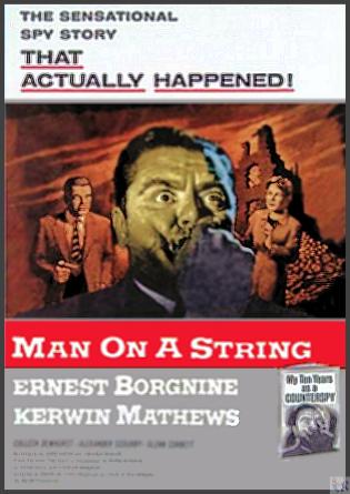 Man On A String DVD
