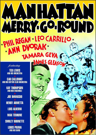 Manhattan Merry Go Round DVD