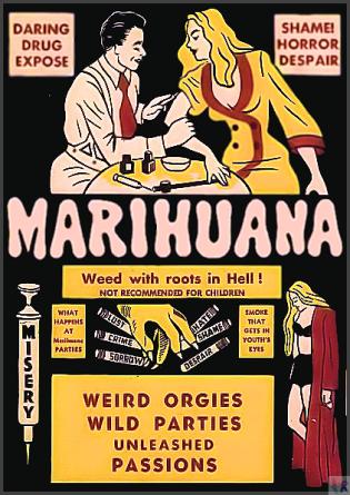 Marihuana DVD