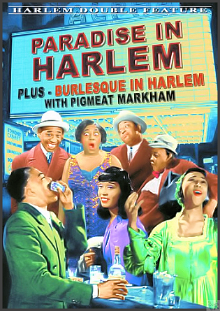 Paradise in Harlem DVD