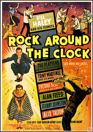 Rock Around The Clock DVD