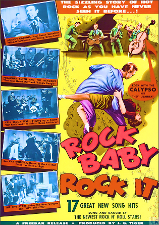 Rock Baby, Rock It! DVD