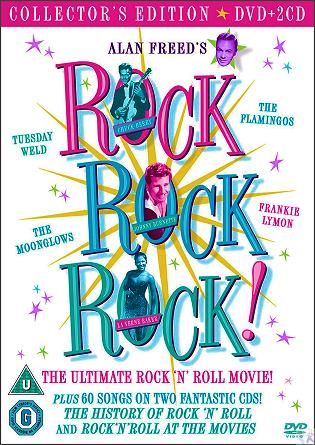 Rock, Rock, Rock DVD