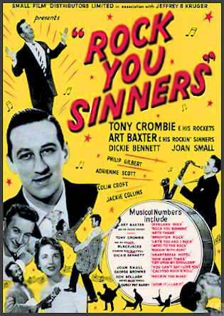 Rock You Sinners DVD
