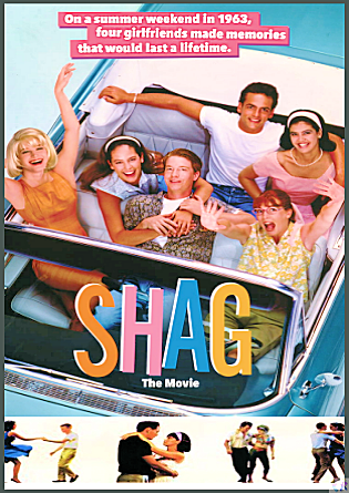 Shag ...The Movie DVD