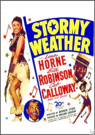 Stormy Weather DVD