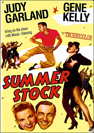 Summer Stock DVD