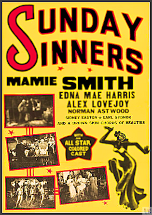 Sunday Sinners DVD