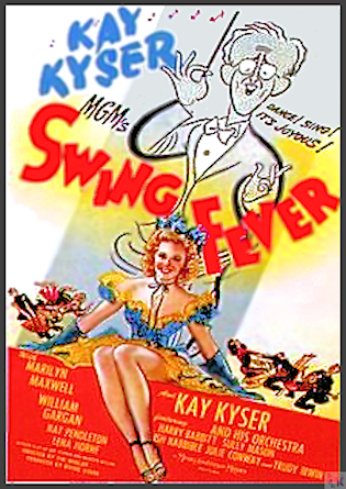 Swing Fever DVD
