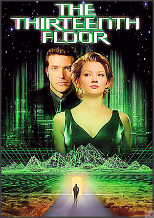 Thirteenth Floor DVD