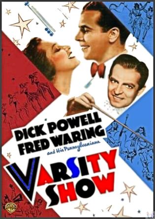 Varsity Show DVD
