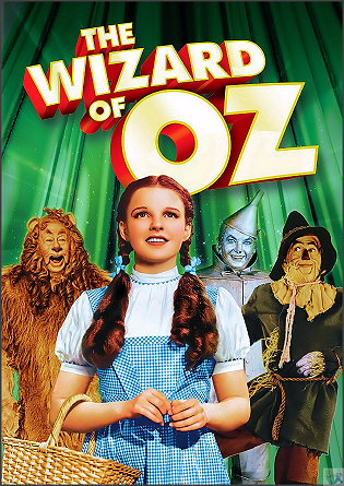 Wizard of Oz. DVD