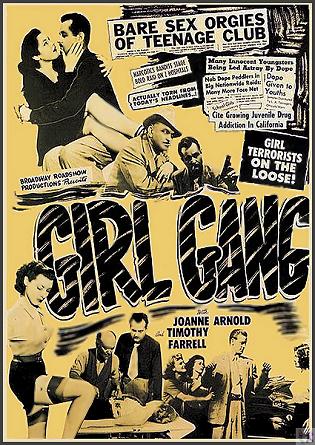 Girl Gang DVD