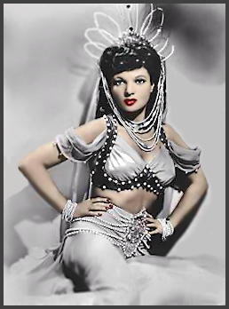 Page C: Vintage Burlesque Dancer History Index List C (Pictured: Ann Corio) Listings