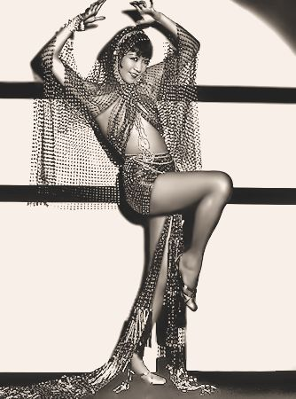 Ana May Wong Vintage Actress and Burlesque dancer photo 2