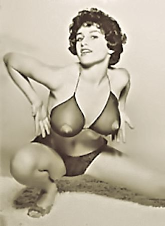 Baby Bubbles Vintage Burlesque dancer photo 1