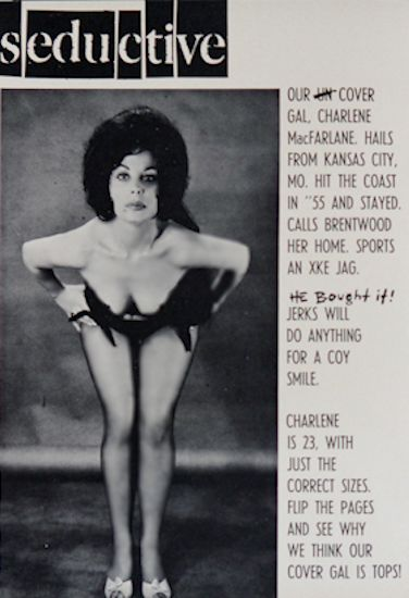 Charlene MacFarlane Burlesque dancer photo 2