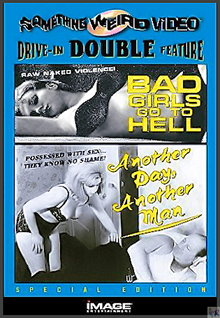'Bad Girls Go To Hell' is Available on this DVD