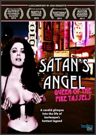 Burlesque Star: Satans Angel (Angel Walker), 'Queen of the Fire Tassels' DVD