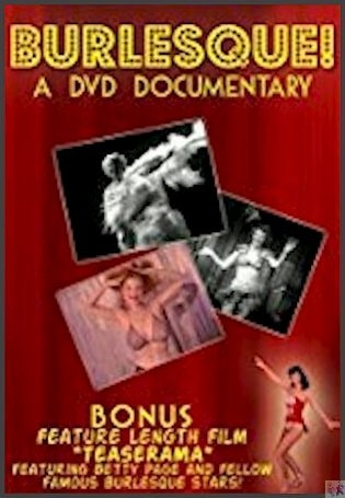 Burlesque: A DVD Documentary