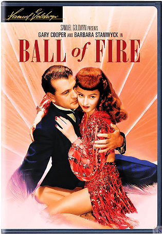 'Ball Of Fire' is Available on this DVD