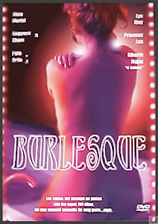Burlesque is Available on this DVD