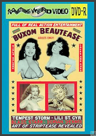 Buxom Beautease  Is Available on this DVD