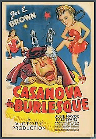 Casanova In Burlesque Is sometimes Available on this Page