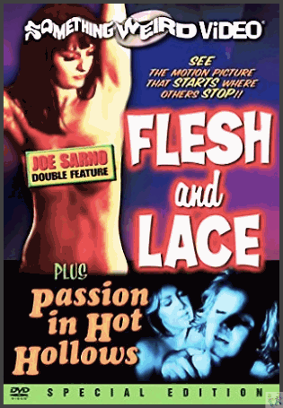 Flesh and Lace DVD