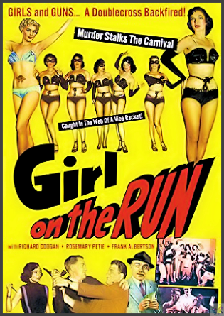 Girl On The Run DVD