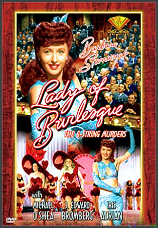 Lady of Burlesque DVD