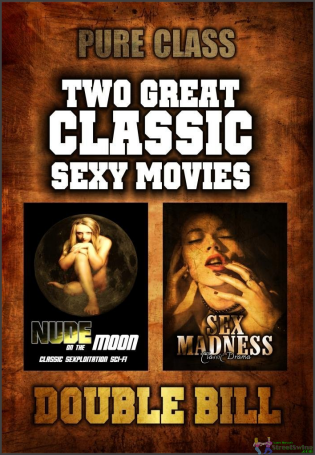 Nude On The Moon DVD