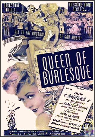 Queen Of Burlesque DVD