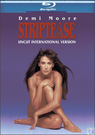 Striptease' DVD