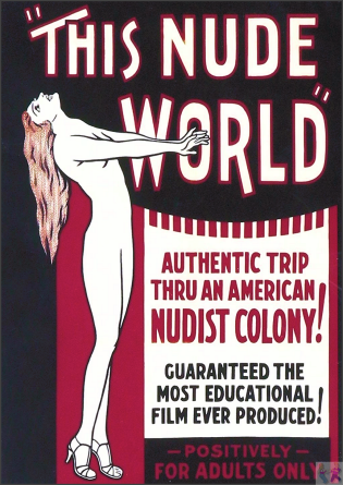 This Nude World on DVD