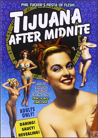 Tijuana After Midnight on DVD