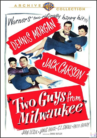 Two Guys from Milwaukee on DVD